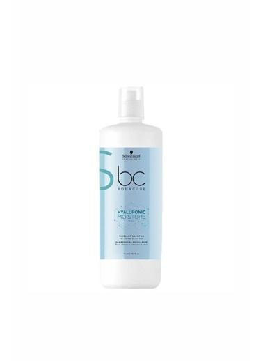 Bonacure Schwarzkopf Bc Hyaluronic Nem Yükleme Şampuanı 1000 Ml Renksiz